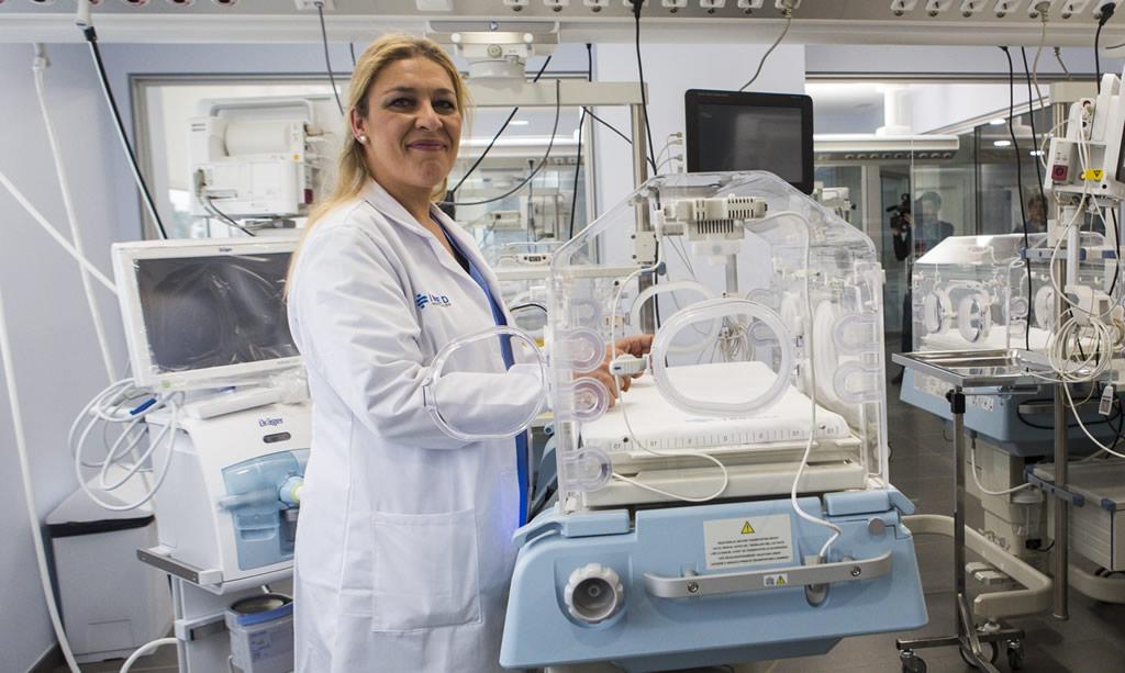 Dar a luz en IMED Valencia